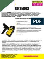 Zero Smoke - Opacimetro Veicular