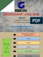 Terminologi Jaku Iban