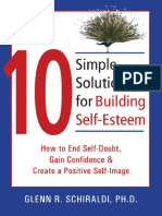 10 Simple Solutions for Building Self-Esteem How to End Self-Doubt, Gain Confidence & Create a Positive.pdf