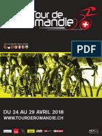 2018 Tour de Romandie