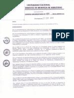 Reglamento de Otorgamiento del Bachiller y Titulo de la UNTRM-A