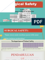 Presentasi Surgical Safety