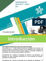 Instructivo LMS Titulada 2017