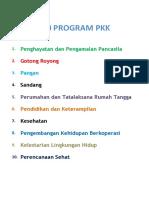 10 Program Pkk