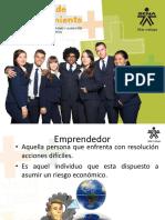 2014 09 11 Emprendimiento