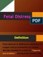 CIAWI - OBGYN -Fetal Distress