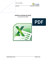 Apostila de Excel - Ferramentas de Análise