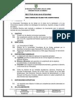 Directiva n002-2016 - Directiva de Silabo Por Competencias