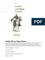 Buffalo Bill in  norwegian