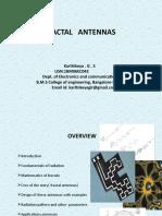 Fractal Antennas by GSK