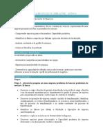 RelatorioAE- Admnistração de Produção e Operações GST0315 - Adpro1