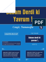Cengiz Numanoğlu- Babam Derdiki Yavrum