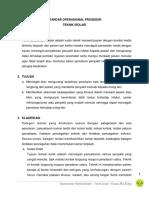 SOP - Teknik Isolasi - Firmandwi28