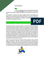 Equipos de Medicion en Las Vibraciones Mecanicas. Isaac Batun