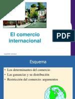 Tema 5 Comercio Internacional