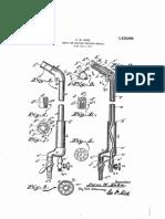 Sam w Hoke Torch Patent