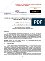 COMPARATIVE STUDY OF ELECTRICAL MOTORS FOR CEILING FAN APPLICATION.pdf