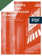 Communities of Practice Toward Social Change