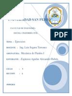 02.- Fuerzas Sobre Superficies Curvas y Planas