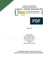 U2F3 Evaluación Económica y Análisis de Sensibilidad