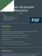 Minociclina (1)