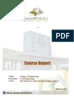 2-Course Report CE 210-37-1-Abbas