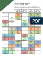 160127 Year 9 Enrichment Schedule