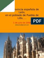 Puebla de Lillo, Provincia de León