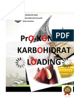 Karbohidrat Loading