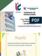 Gerencia de Operaciones CLASE 1-2