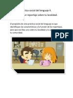 Practica Social Del Lenguaje 4
