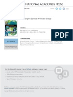 Advancing the Science of Climate Change - 2010 - National Research Council