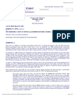 Vitug vs Court of Appeals, 183 SCRA 755 (1990)
