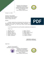 List of Proctor