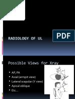 Radiology of UL