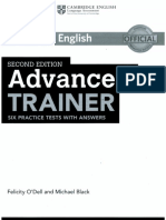 CAE Advanced trainer second edition (exams revised 2015)