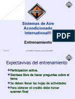 Aire Acondicionado - INTERNATIONAL