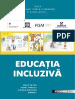 Educatia Incluziva Volum 1 Rom