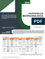 Ingenieria en Biotecnologia