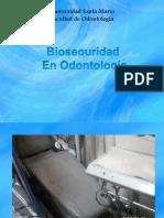 Bioseguridad en Odontologia!