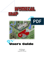 Hm Map Users Guide