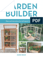 Garden Builder - Plans and Instructions