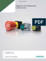 Elemento de mando y señalizacion Siemens.pdf