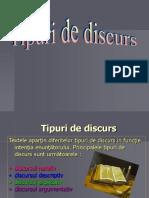 143286385 Tipuri de Discurs