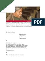 La Poesía de Baudelio Camarillo Es Una de Las Más Atractivas de México