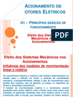 U1 - M2 - Efeito Dos Sistemas Mecanicos Nos Acionamentos