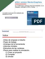 ModelSim manual