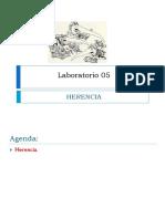 Laboratorio 6 - Herencia