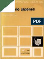 Hall John Whitney - El Imperio Japones Desde Sus Origenes Hasta La Postguerra 1950