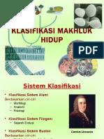 Bab 2 Klasifikasi Mahluk Hidup